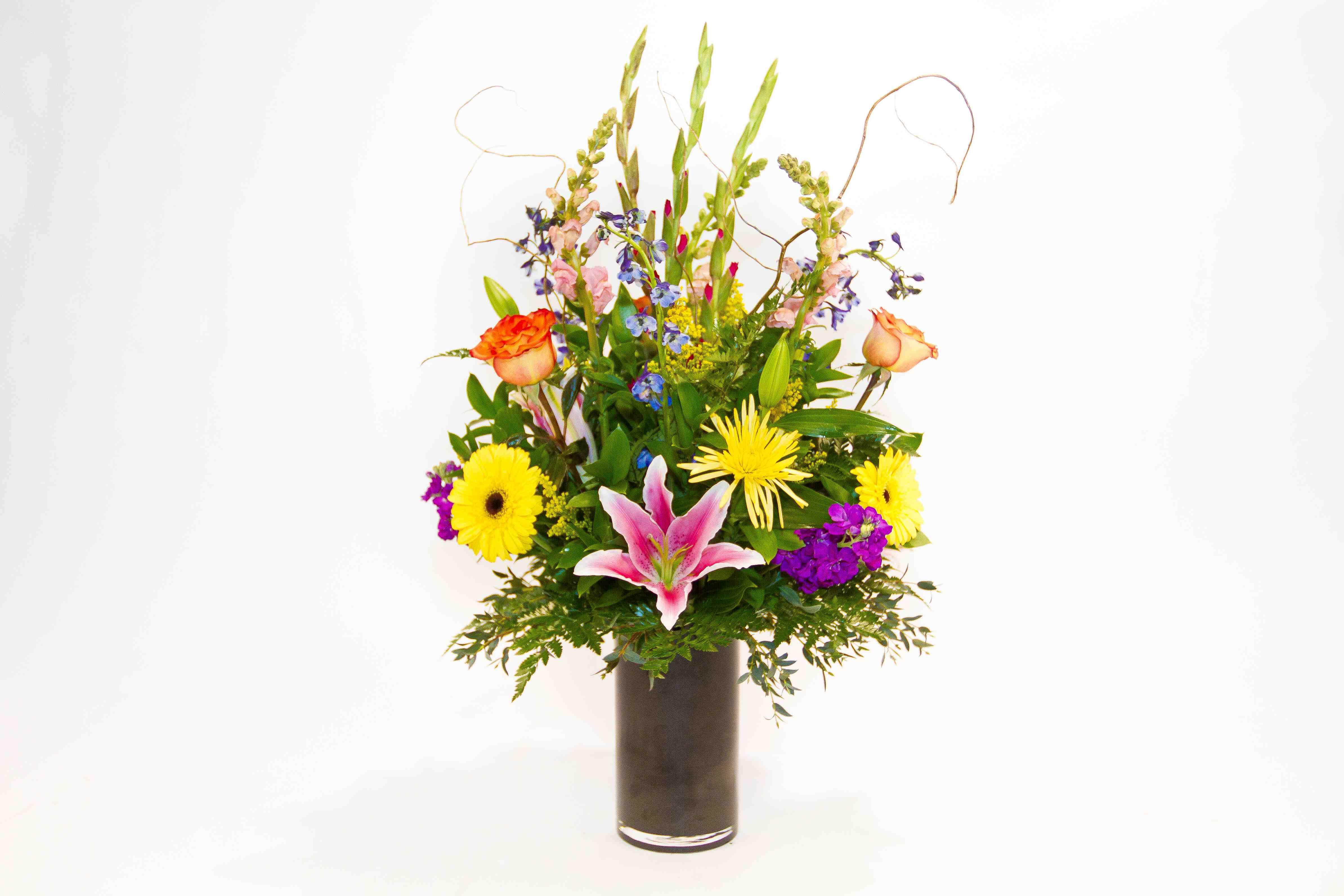 Flower Arrangements Gift Baskets : English garden jacobsen s flowers gift baskets