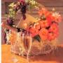 Gift Basket Flowers 2